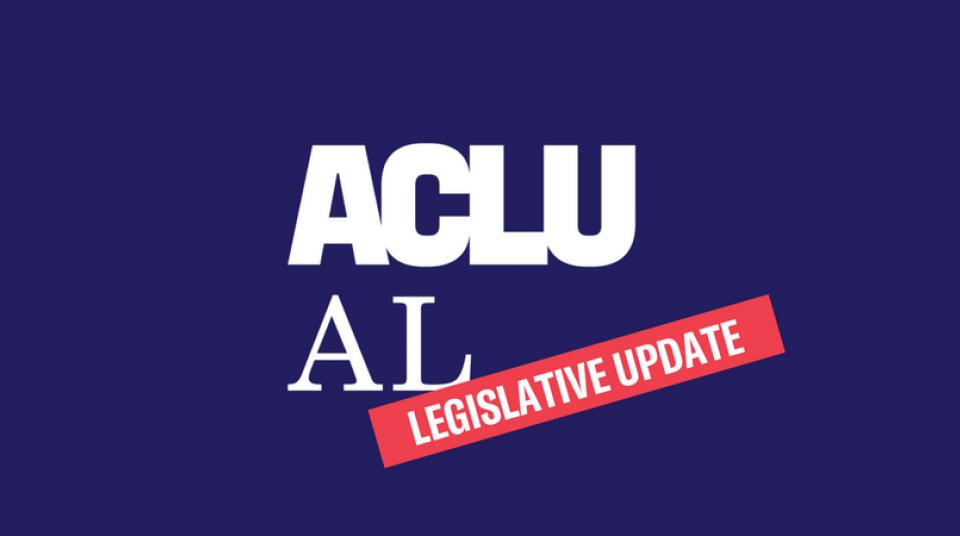 Legislative Action Alert Bill To >> Action Alert Ten Commandments Bill In House Aclu Of Alabama
