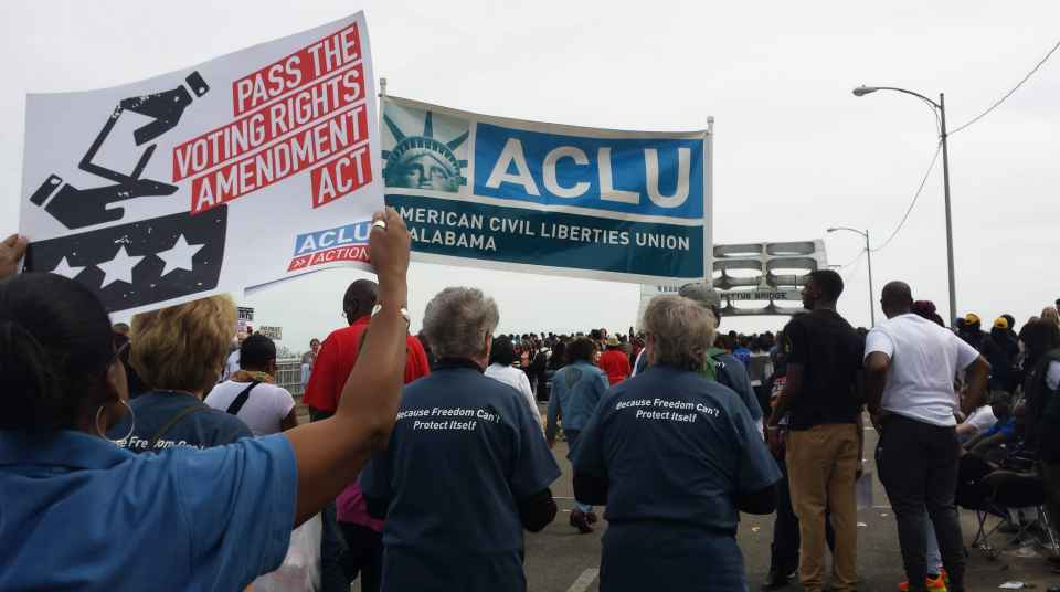 the aclu is a private non profit membership organization our mission is to preserve and protect the civil liberties and civil rights guaranteed by the